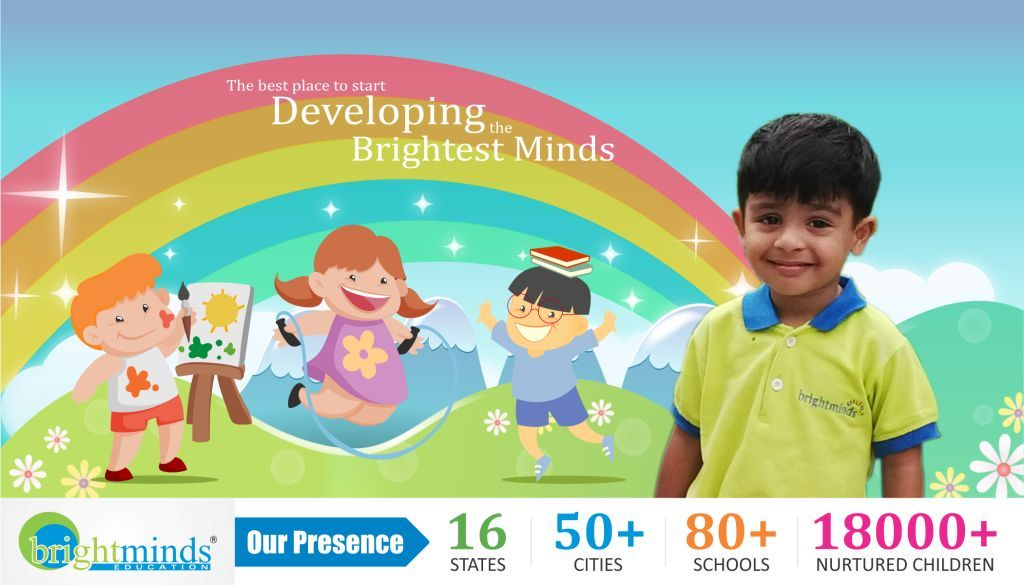 Start your own preschool with Bright Minds