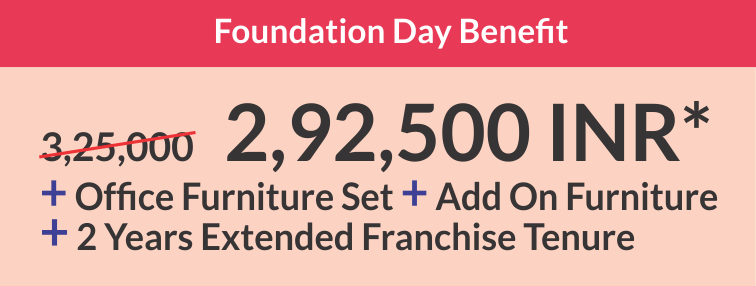 10th Foundation day Offer Benefits
